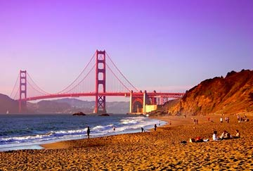 Playas que visitar en San Francisco