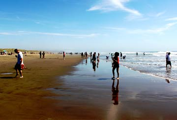 Las playas de San Francisco: Ocean Beach